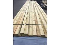 New wooden planks, 2.5x1.5 decking wood, NEW decking wood planks, Treated