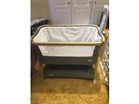 Tutti Bambini CoZee® Bedside Crib/Co-Sleeper)
