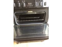 All electric Belling cooker