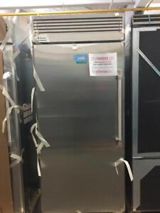 36-inch Refrigerator, Built-in, Capacity of 21.9 cu ft, Stainless