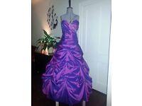 Size 14-16 Prom Dress