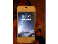 iPhone 4s unlocked works on any net work