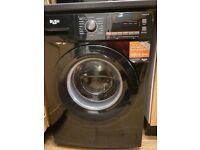 BUSH -Model WMNSX914B 9KG 1400 Spin Washing Machine - Black 460/8989