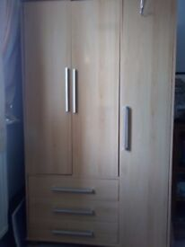 Wardrobe free to collect