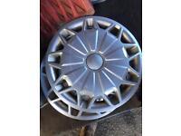 Ford transit Mk8 wheel trims