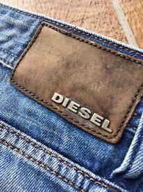 Diesel Kurren waist 34 x length 32