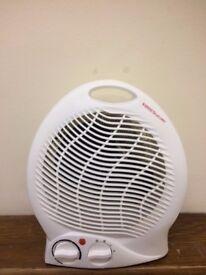 Argos Simple Value Fan Heater