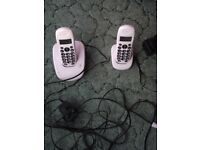 Argo Value Cordless phones x 2