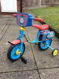 Kids Thomas Tank bike