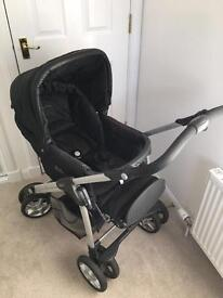 Silvercross pram ( birth - toddler )