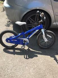 "Specilized 16"" boys bike"