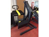 NEW PowerGym Fitness Commercial Standing Glute Rear Kickback Machine Exercise Gym