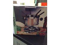 Fondue Set Never Used - In original packaging £15
