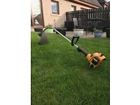 Partner T240 petrol strimmer