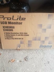 Brand new in box Pro Line LCD monitor