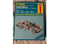 Ford Sierra Haynes Manual