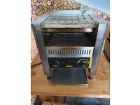 Buffalo Double Slice Conveyor Toaster GF269
