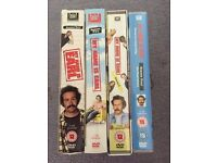 My Name is Earl Complete seasons 1 - 4 DVD Boxsets