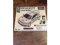 PEUGEOT 206 REMOTE CAR