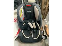 Graco Slimfit Car Seat - Mid Grey