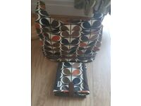 Orla Kiely Baby Changing Bag and Mat