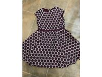 Girls Jasper Conran dress - 5-6 years