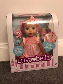 New Luvabella doll Blonde Crossgar but could meet Ballynahinch Saintfield