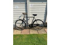 Rare Working Vintage Rudge Bicycle (60/70 yrs old) - Ride or Restore