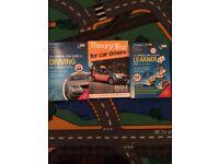 Driving test preparation kit