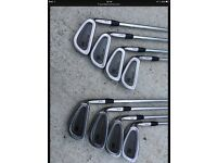 Golf Irons (Lynx Black Cat Tour)