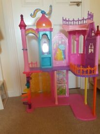 Barbie Dreamtopia house.