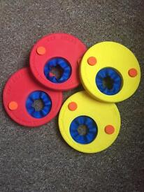 Swimming Armbands/biscuits/discs