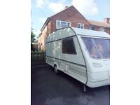 Caravan 1999 Eccles 2 birth with extras
