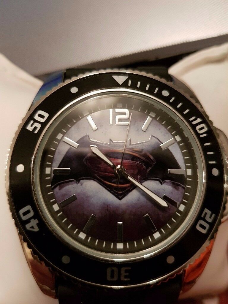Batman versus Superman watch