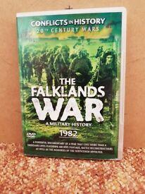 DVD Falklands War Documentary