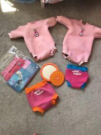 Splash About/Water Babies Neoprene Swimsuits