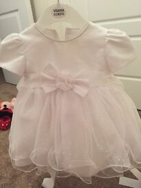 Bridesmaid or christening dress