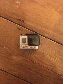 GoPro hero 3+ and protective case