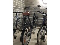Bike in a really good condition - 3 gears, bicycle rack, backpedal brake