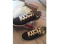 Men's size 7 k-Swiss brown trainers new