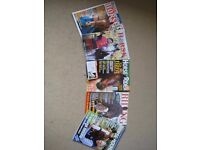 Horse and Rider Magazines