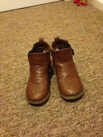 Young Girls Footwear size 10 - FREE