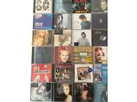 Selection of 60+ CDs