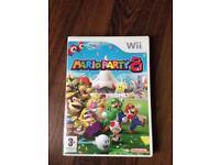 Mario party 8 Nintendo wii game