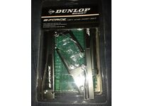 Dunlop Sport G-force Net and Post Set Ping Pong BNIP