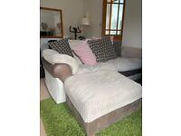 Sofa with futon free