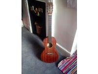 Japanese Design Travel guitar £100