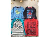 Aged 2 to 3 years Boys clothing bundle including Next, Rocha Little Rocha and Bluezoo