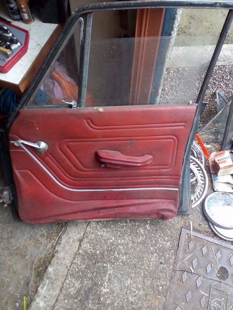 Ford Zodiac Mk3 Parts In Haverfordwest Pembrokeshire