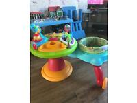Brights Start 3 in 1 activity table